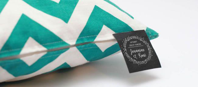 Logo et griffe création artisanale