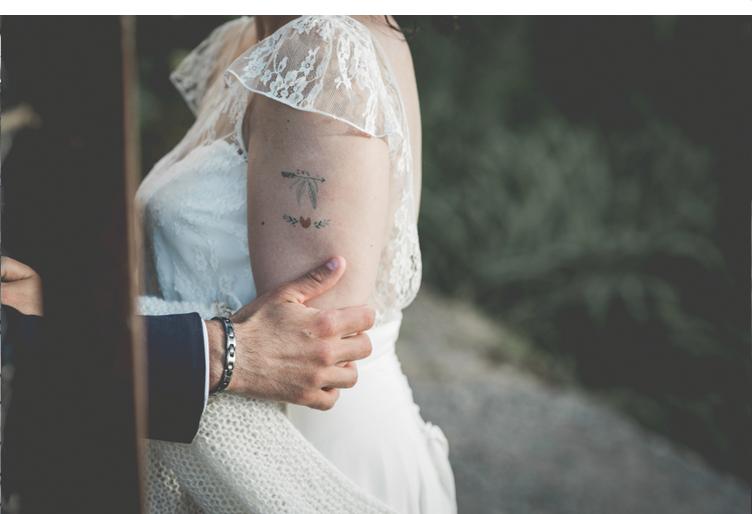 tatouage éphémère unique